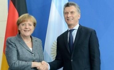 Macri recibirá a Merkel en una visita clave pensando a futuro