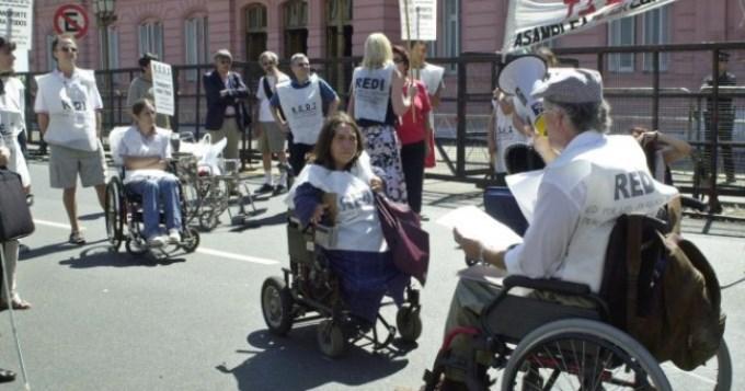 El Gobierno suspendepensiones por discapacidad