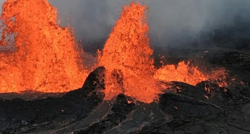 Nuevas evacuaciones en Hawái tras avance de ríos de lava