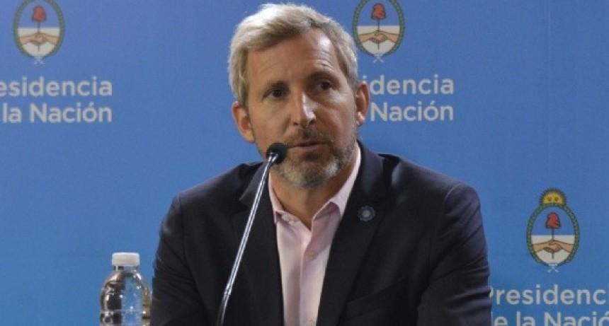 """Frigerio pide a los gobernadores """"dar vuelta la página"""" de la discusión por las tarifas"""