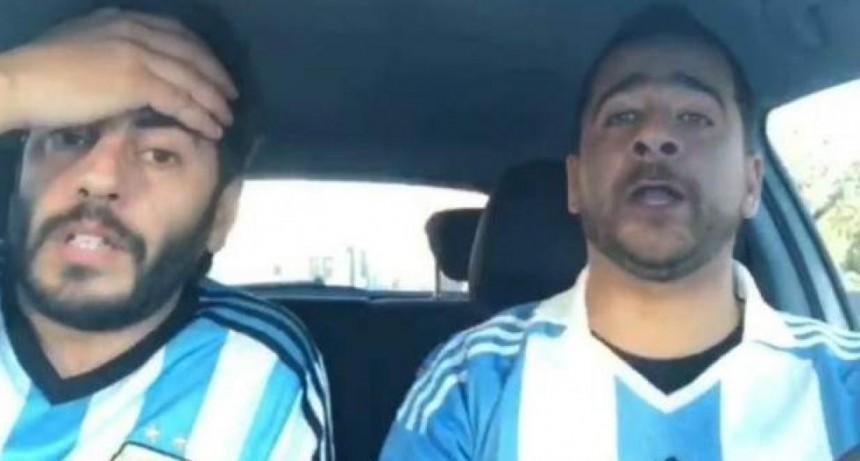 La campaña para que en los trabajos LOS JEFES dejen ver los partidos de Argentina