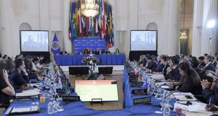 OEA suspendería a Venezuela y desconoce reelección de Maduro
