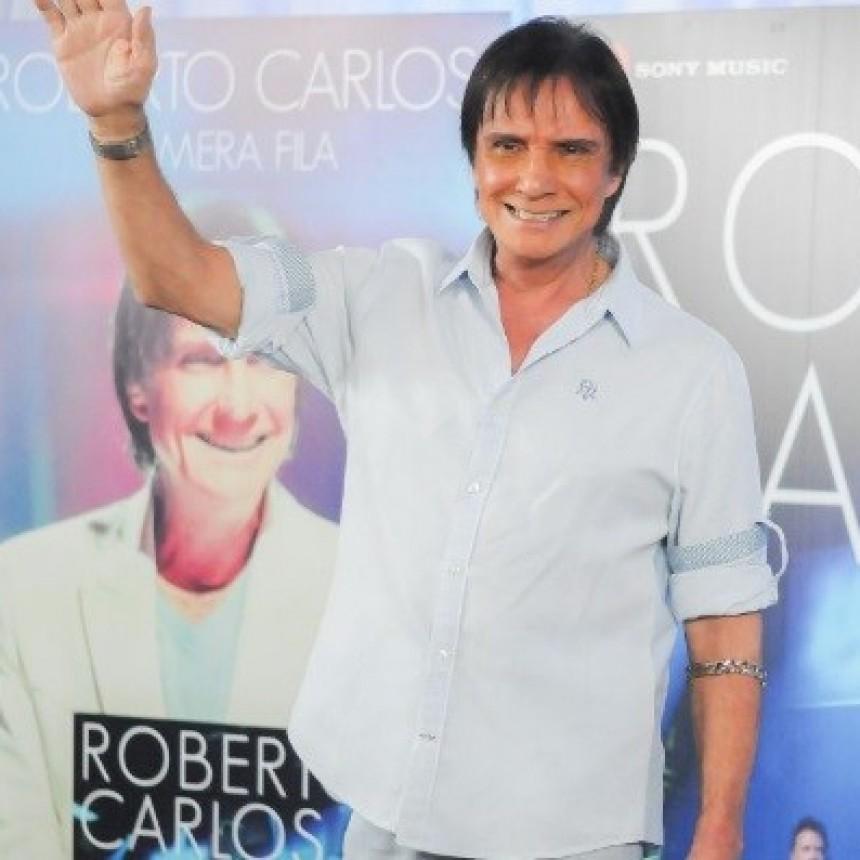 Roberto Carlos lanza canciones inéditas