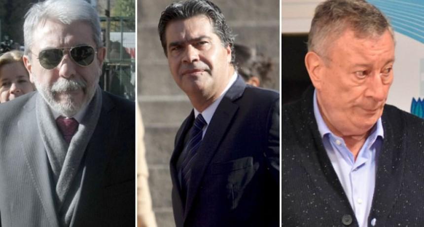 Piden el juicio oral para Aníbal Fernández, Capitanich y Segura por Fútbol para Todos