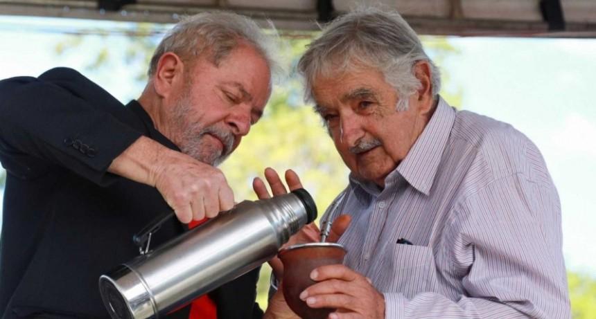 Pepe Mujica visita hoy a Luiz Inácio Lula da Silva en prisión