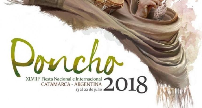 Ésta es La Cartelera Para El Poncho 2018