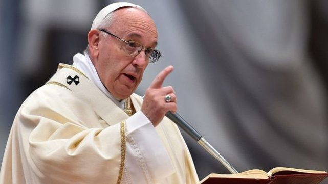 El Papa habló de los abusos: