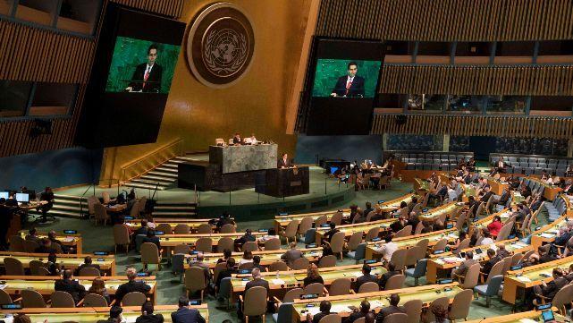 Histórico: la ONU condenó la violencia ejercida por Israel en la Franja de Gaza