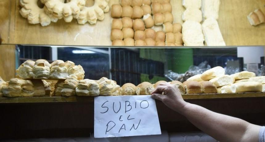 El kilo de pan superó los $100 en Capital Federal y Gran Buenos Aires