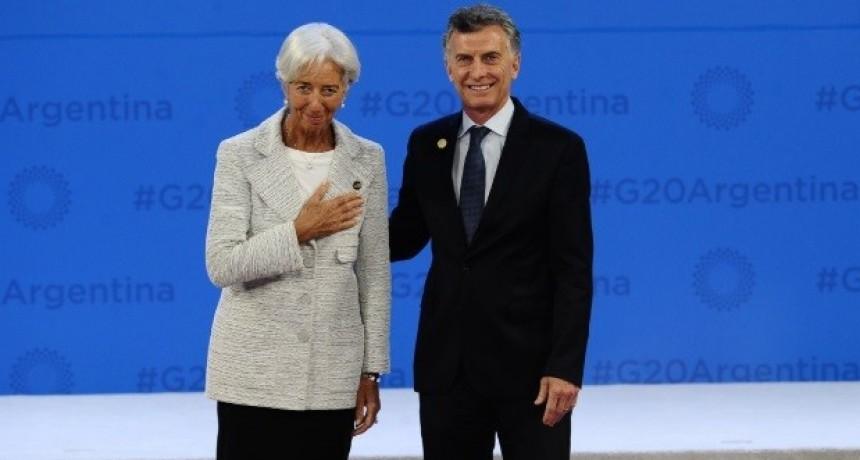 Según Lagarde, el FMI subestimó la situación complicada de Argentina
