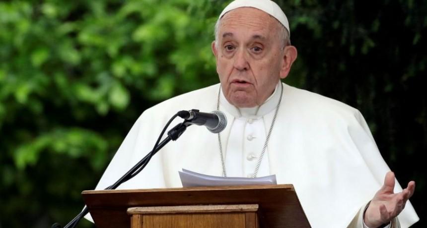 El Papa Francisco modificó la oración del Padre Nuestro