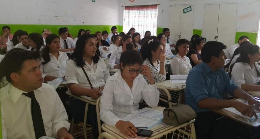 Hoy da inicio el Operativo de Evaluación para alumnos del secundario