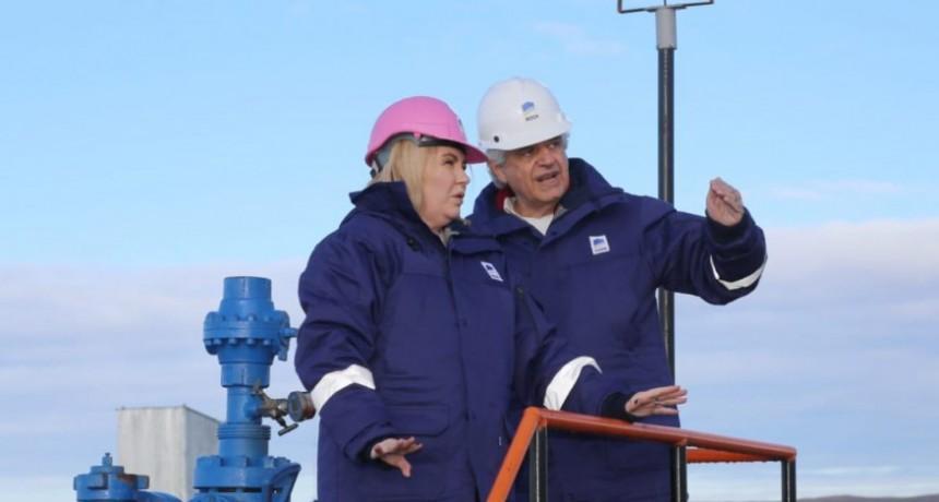 En Tierra del Fuego dicen que ya tienen el pozo petrolero más productivo del país