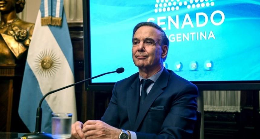 Miguel Ángel Pichetto será el candidato a vicepresidente en la fórmula de Mauricio Macri