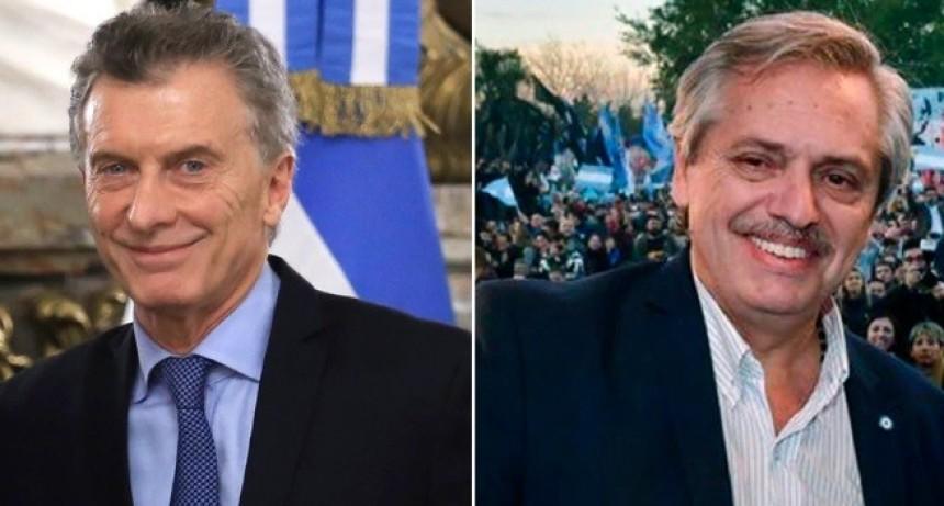 Mauricio Macri y Alberto Fernández iniciaron la guerra de la boleta corta para ganar las elecciones presidenciales