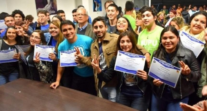 Nuevas autoridades de la Juventud Universitaria Peronista