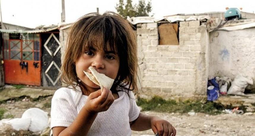 Empresario solidario: Se ve bastante hambre en la calle