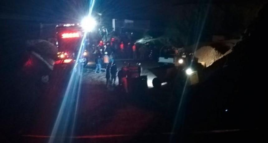 Mineros atrapados en Chile: uno de ellos murió y otro fue rescatado