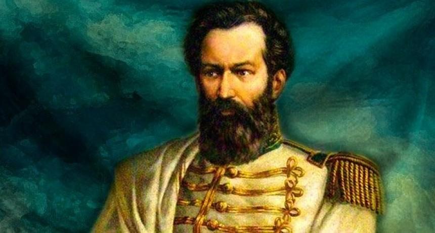 Conmemoración por el fallecimiento de Martín Miguel de Güemes