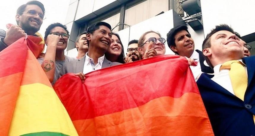 Fallo histórico: Ecuador aprobó el matrimonio igualitario