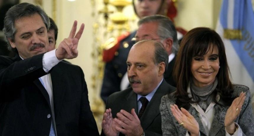 Alberto Fernández: Si la Justicia existe, a Cristina nadie la va a condenar