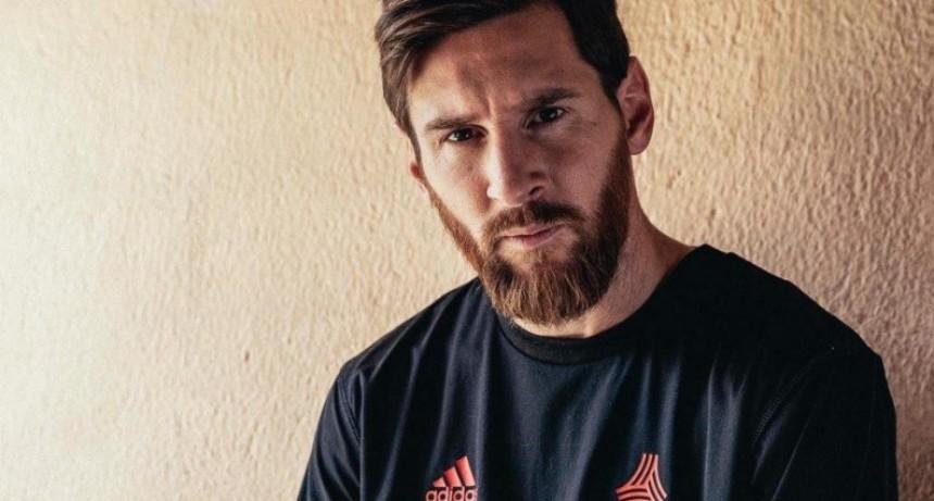 El patriótico mensaje que publicó Lionel Messi por el Día de la Bandera