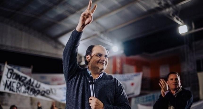 Saadi ya está en carrera y lanzó propuestas para la campaña