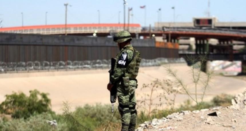 México: la foto de un papá y su hija ahogados en el río Bravo que indigna al mundo