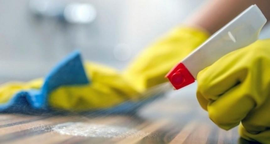 Las empleadas domésticas obtuvieron un aumento salarial del 30% con cláusula de revisión