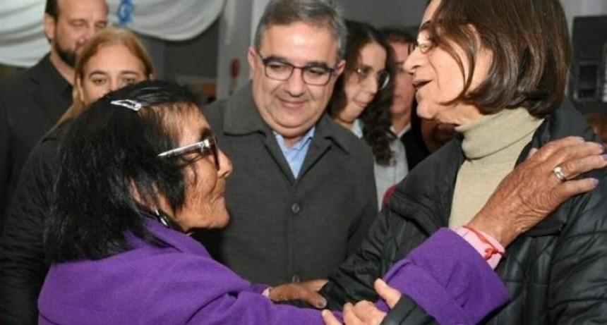 La Gobernadora participó del cierre de la 5ta temporada de Adultos Mayores en el CIIC