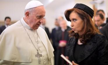 CFK volverá a encontrarse con el papa Francisco en Paraguay