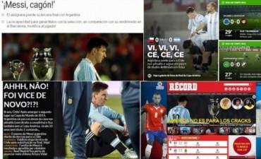 Medios Internacionales se Burlan de Argentina: España tilda de 'cagón' a Messi