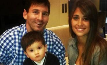 Internaron de Urgencia a la Mujer de Messi en un Hospital de Rosario