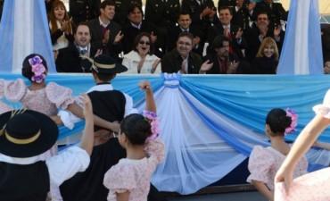 Los Catamarqueños Festejaron el Día de la Independencia en la Capital