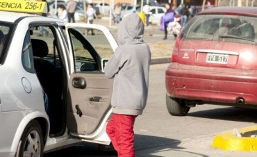 Detectaron 12 casos de trabajo infantil en el Poncho