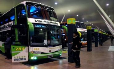 Los choferes de ómnibus de larga distancia amenazan con un paro
