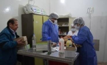 Insumos para el Centro de Esterilización Animal de Valle Viejo