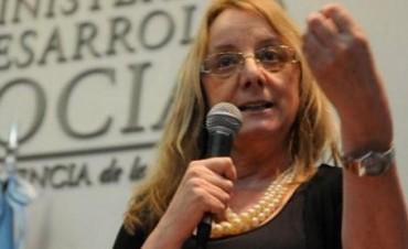 Alicia Kirchner acusada de desviar fondos de un plan alimentario