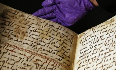 Hallan fragmentos del Corán que serían los más antiguos del mundo