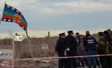 Repudian bloqueo mapuche en yacimientos petroleros de Neuquén