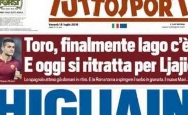Un gigante de Europa pagaría más de 90 millones de euros por Higuaín