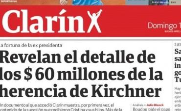 Un documento publicado este domingo revela la herencia que dejó Néstor Kirchner