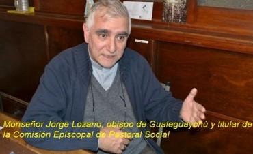 """Monseñor Lozano advirtió sobre una campaña de """"tergiversación progresiva"""" del Papa"""