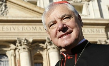 Francisco destituyó a un cardenal que se opone a la reforma de la iglesia