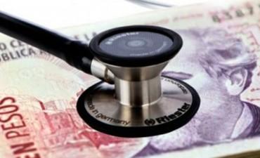 Sube en un 6% la medicina prepaga y estiman otro aumento para el próximo mes