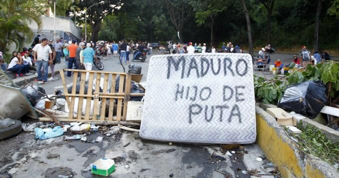 Elección sangrienta en Venezuela: 15 muertos