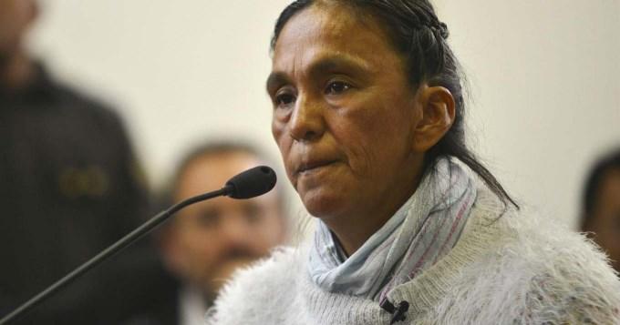 La CIDH recomendóarresto domiciliario para Milagro Sala