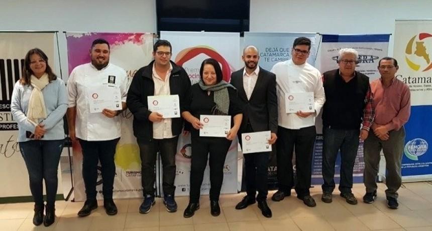 El Premio Cocina Fusión Catamarca ya tiene sus ganadores