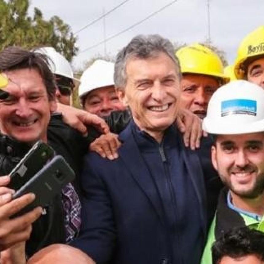 """Macri ratificó el rumbo de su gestión: """"Contra viento y marea lo estamos haciendo bien"""""""