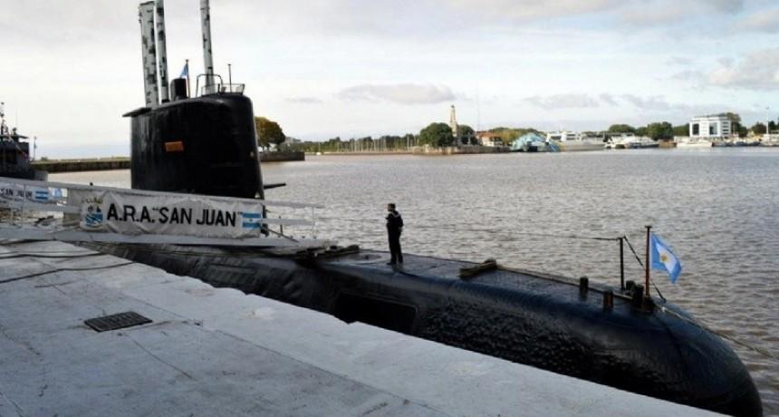 Un suboficial de la Armada dijo haber captado un sonido que podría haber provenido del ARA San Juan